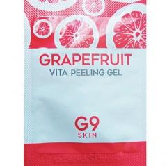 G9Skin Grapefruit Vita Peeling Gel Грейпфрутовый пилинг-гель для лица (тестер) 2мл