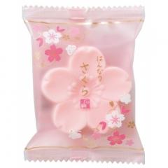 Master Soap Цветок Мыло туалетное косметическое (светло-розовый) 43г