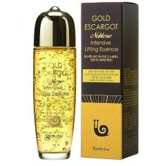 Farmstay Gold Escargot Noblesse Intensive Lifting Essence Сыворотка с лифтинг-эффектом 150мл