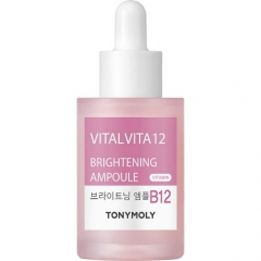 Tony Moly Vital Vita 12 Brightening Ampoule Осветляющая сыворотка для лица 30мл