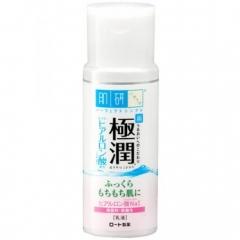 Hada Labo Gokujyun Дневное увлажняющее и питательное молочко с 3 видами гиалуроновой кислоты 140мл