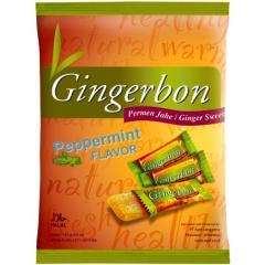 Gingerbon Имбирные конфеты с мятой 125г