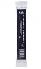 La'dor Keratin Mix Powder Порошковая маска для волос с коллагеном и кератином 3г