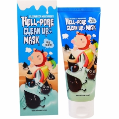 Elizavecca Hell-Pore Clean Up Mask Маска-пленка для очищения пор 100мл