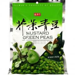 Food Зеленый горошек с васаби 150г