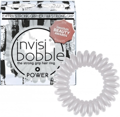 Invisibobble POWER Smokey Eye Резинка-браслет для волос (дымчато-серый) 3шт