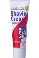 Gyunyu Sekken Cow Brand Крем для бритья для чувствительной кожи 80г