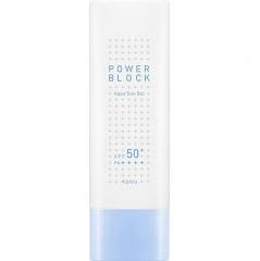 A'pieu Power Block Aqua Sun Gel Увлажняющий солнцезащитный гель для лица 50мл