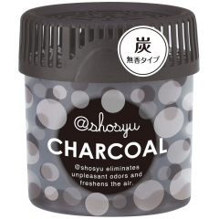 Kokubo Поглотитель неприятного запаха в виде гелевых шариков с углем 150г