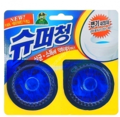 Sandokkaebi Super Chang Очищаящая таблетка для унитаза 40г*2шт