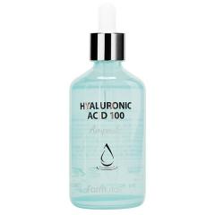 Farmstay Hyaluronic Acid 100 Ampoule Ампульная сыворотка с гиалуроновой кислотой 100мл