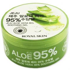 Royal Skin Многофункциональный гель для лица и тела с 95% содержанием Алоэ 300мл