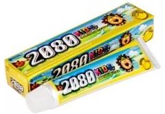 """Kerasys Dental Clinic 2080 Детская зубная паста с витамином Е """"Банан"""" 80г"""