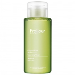 Fraijour Original Herb Wormwood Cleansing Water Жидкость для снятия макияжа 300мл