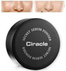 Ciracle Secret Sebum Powder Рассыпчатая матирующая пудра для жирной кожи 5г
