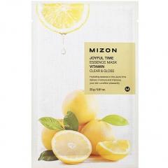Mizon Joyful Time Essence Mask Vitamin C Тканевая маска для лица с витамином 1шт