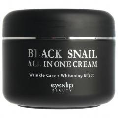 Eyenlip Black Snail All In One Крем для лица многофункциональный с экстрактом черной улитки 100мл