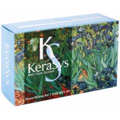Kerasys Mineral Balance Soap Мыло с экстрактами альпийских трав и морскими минералами 100г