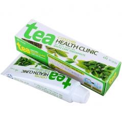 Mukunghwa Tea Catechin Health Clinic Зубная паста отбеливающая с экстрактом зеленого чая 100г