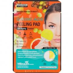 MBeauty Glycolic Acid Peeling Pad Отшелушивающая подушечка для лица с гликолевой кислотой 1шт