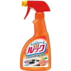 Lion Look Жидкое чистящее средство для кухни с ароматом апельсина и ментола 400мл