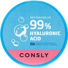 Consly Hyaluronic Acid Moisture Gel Увлажняющий гель с гиалуроновой кислотой 300мл