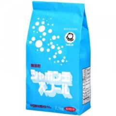 Shabondama Сноул Натуральное порошковое мыло для стирки белья 2.1кг