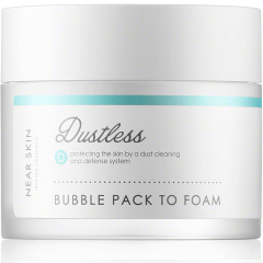 Missha Near Skin Dustless Bubble Pack To Foam Очищающая маска для лица 90г