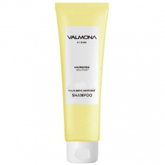 Valmona Nourishing Solution Yolk-Mayo Shampoo Шампунь для волос с яичным желтком 100мл