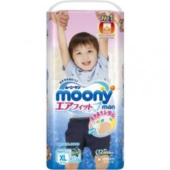Moony Moony Man Подгузники-трусики для мальчиков XL (12-17 кг) 38шт