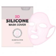 Medius 3D Silicone Mask Cover Силиконовая маска для лица без пропитки 1шт