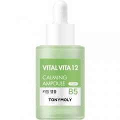 Tony Moly Vital Vita 12 Calming Ampoule Успокаивающая сыворотка для лица 30мл