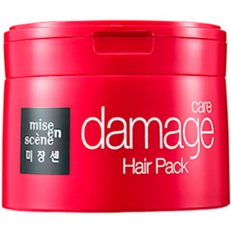 Mise En Scene Damage Care Hair Pack Восстанавливающая маска для поврежденных волос 150мл