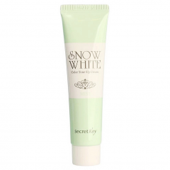 Secret Key Snow White Color Tone Up Cream Mint Крем для лица осветляющий и выравнивающий тон 30мл