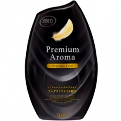 ST Shoushuuriki Жидкий дезодорант-ароматизатор для комнат (восточный аромат цветов) 400мл