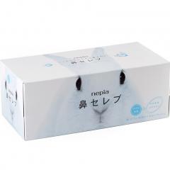 Nepia Веселые носики Бумажные двухслойные салфетки 200шт