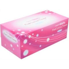 Kami Shodji Двухслойные салфетки с коэнзимом Q10 и экстрактом черники (Против аллергии) 180шт