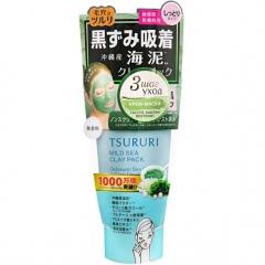 BCL TSURURI Крем-маска для лица с белой глиной и морскими водорослями 150г