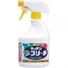 Mitsuei Универсальное кухонное моющее и отбеливающее пенное средство-спрей 400мл
