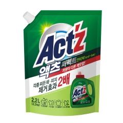 Pigeon Act'z Perfect Anti bacteria (bacterium) Антибактериальный гель для стирки белья (рефил) 2.2л