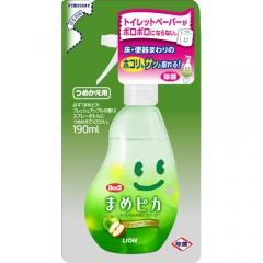 Lion Look Чистящее средство для туалета с ароматом яблока (рефил) 190мл