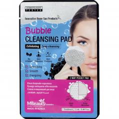 MBeauty Bubble Cleansing Pad Пенящаяся очищающая подушечка для лица 1шт