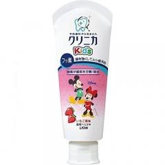 Lion Kids Укрепляющая детская зубная паста со вкусом клубники 60г