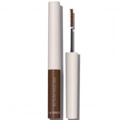 The Saem Saemmul 3D Slim Mascara - Brown Ультратонкая коричневая тушь 4г