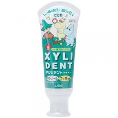 Lion Komodo Xyli dent Детская зубная паста с фтором со вкусом винограда 60г