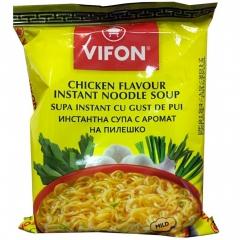 Vifon Chicken Flavour Лапша быстрого приготовления Курица 60г
