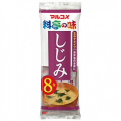 Hikari Miso Miso Soup Taste Of The Food Dish Shijimi Мисо суп с молюсками Шиджими (8шт) 152г