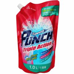 Mukunghwa Speed Punch Triple Action Глубокоочищающее жидкое средство для стирки быстрого действия 1л