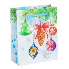 GiftPack Любимые игрушки Пакет ламинат вертикальный, 23х27х8см