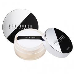 Missha Pro-Touch Face Powder Рассыпчатая пудра для лица SPF15 14г